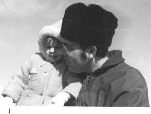 My Dad and I, circa 1971