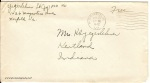 May 30, 1942 Envelope