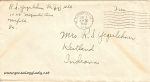 June 2, 1942 Envelope