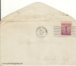 June 5, 1942 Envelope
