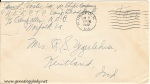 June 8, 1942 Envelope