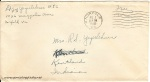 July 1, 1942 Envelope
