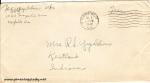 July 6, 1942 Envelope
