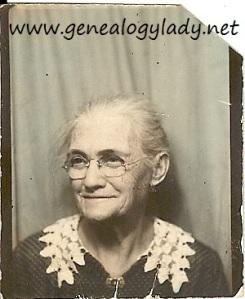 Emma Foster, circa 1940s
