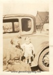 Emma with her grandson, John: February 28, 1932 in Terre Haute, Indiana