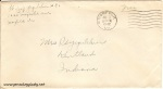 July 9, 1942 Envelope