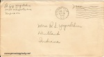 July 13, 1942 Envelope