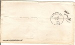 July 20, 1942 Envelope back