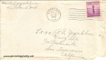 September 2, 1942 (GRY) Envelope