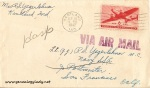 September 18, 1942 (GRY) Envelope