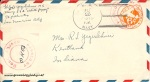 October 24, 1942 Envelope