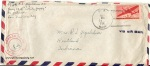 October 25, 1942 Envelope