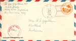 October 27, 1942 Envelope