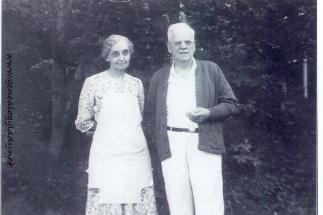 Silvester and Jessie Schiele