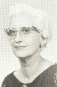 Dorothy Krull c1960