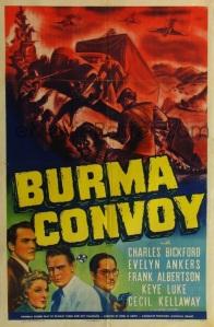 The Burma Convoy (1941)