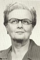 Washburn, Ursula - c1960