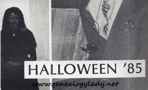 Yegerlehner, Deborah - Halloween, 1985
