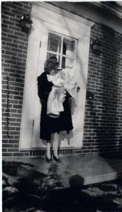 Gladys & David - January 1943