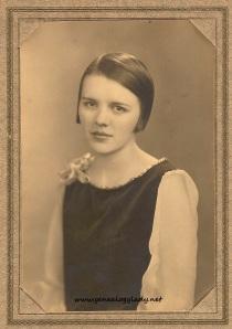 Foster, Gladys - 1920s (#1)