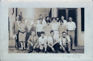 Foster, James and others - Clay City, Indiana, c1920s