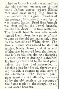 Highland Township, Creeks and Rivers, p. 48