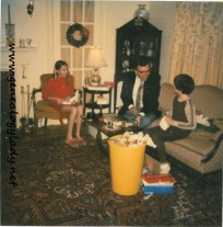Yegerlehner, David with Deb & Si - Holden, Massachusetts, 1980-12-20