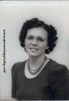 Gladys (January 1943)