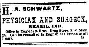 Schwartz, H. A. - 1890-08-27