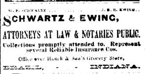 Schwartz, W. B. - 1885-06-03