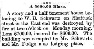 Schwartz, W. B. - 1885-11-19