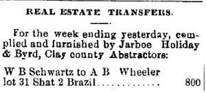 Schwartz, W. B. - 1887-10-20