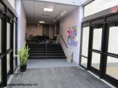 Theatre Dept & Curtain Theatre Lobby