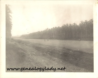 A new runway, Russell Islands, 1943