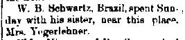 Schwartz, W. B. - 1892-04-14