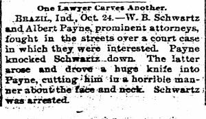 Schwartz, W. B. - 1892-10-24