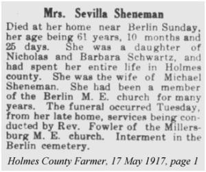Sheneman, Sevilla - 1917-05-17