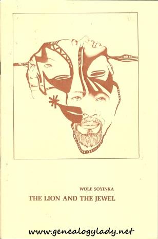 UMASS - 1987-05, The Lion and the Jewel
