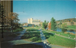 UMASS - Main Campus View