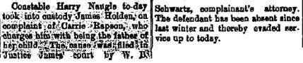 Schwartz, W. B. - 1894-11-29