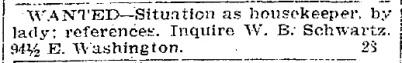 Schwartz, W. B. - 1897-08-21