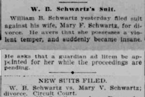 Schwartz, W. B. - 1901-06-04