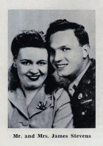 Stevens, James & Dolores - c1953