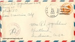 April 19, 1943 envelope