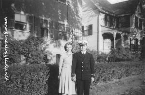Heindel, Dan & Helen (Kline) - Cambridge, MA 1942
