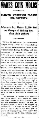 Schwartz, W. B. - 1906-05-22