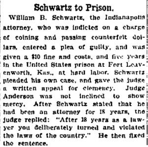 Schwartz, W. B. - 1906-11-27