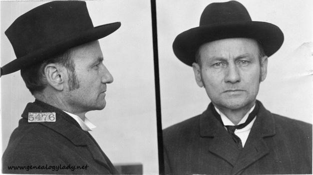 Schwartz, William B. - Inmate 5476 (1906) #1