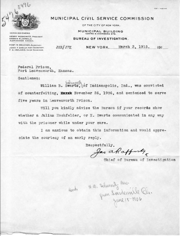 Schwartz, W. B. - 1915-03-03