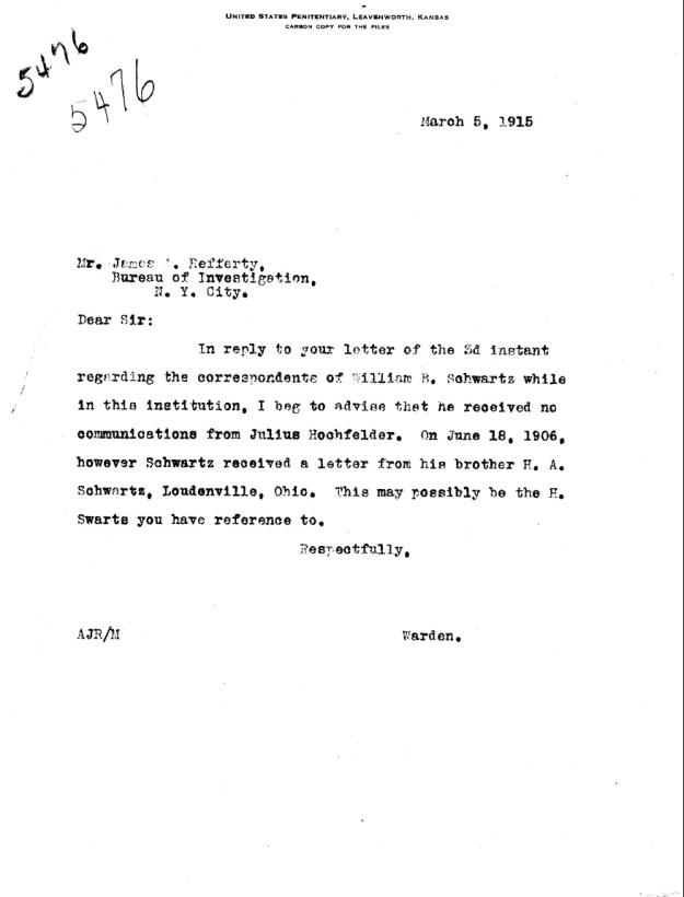 Schwartz, W. B. - 1915-03-05